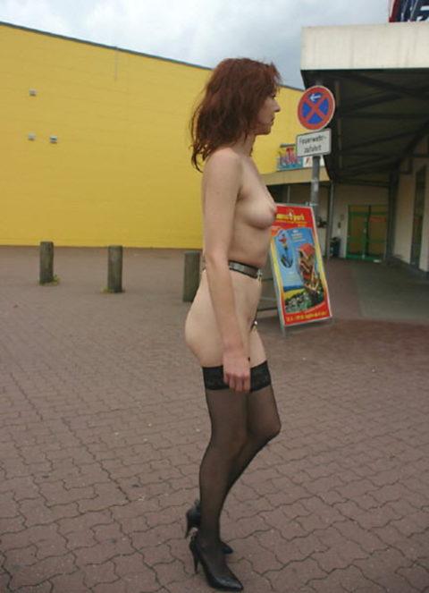 【エロ画像】どうしても性欲を抑えられない女に付ける器具がこちら。(貞操帯)・23枚目