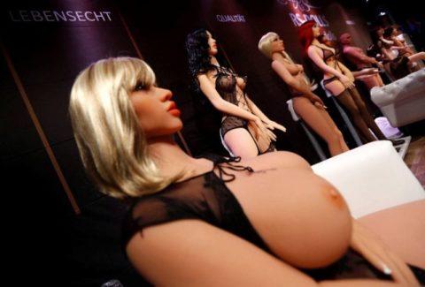 【エロ画像】ドイツの「Venus Berlin」とかいうイベントがエロエロやったwwwww・12枚目