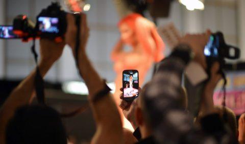【エロ画像】ドイツの「Venus Berlin」とかいうイベントがエロエロやったwwwww・18枚目