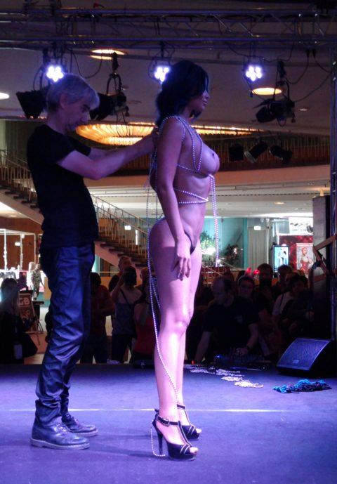 【エロ画像】ドイツの「Venus Berlin」とかいうイベントがエロエロやったwwwww・20枚目