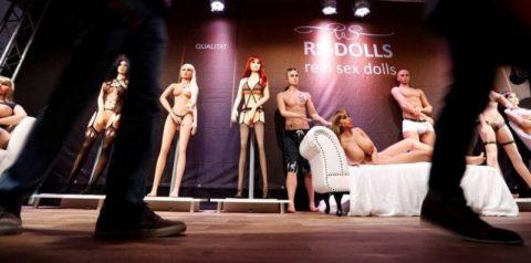 【エロ画像】ドイツの「Venus Berlin」とかいうイベントがエロエロやったwwwww・34枚目