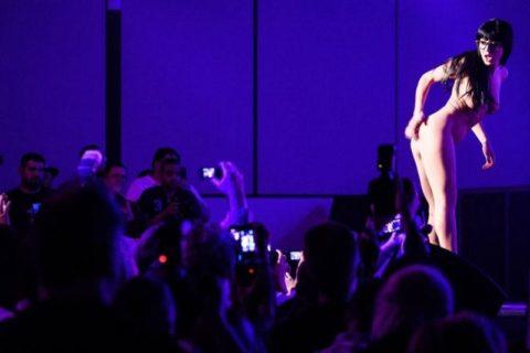 【エロ画像】ドイツの「Venus Berlin」とかいうイベントがエロエロやったwwwww・38枚目