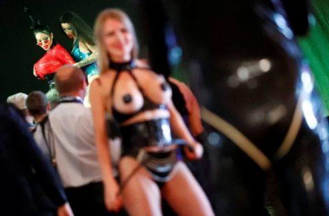 【エロ画像】ドイツの「Venus Berlin」とかいうイベントがエロエロやったwwwww・40枚目
