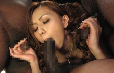 黒人チンポさん、日本人女の子を複数人で犯してしまう・・・(画像あり)・3枚目