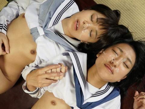 【エロ画像】姉妹丼とかいう夢のまた夢の光景がこちら。(32枚)