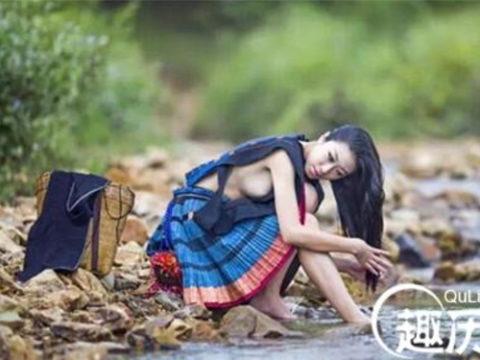 中国の少数民族の女さんの日常生活がエロいと話題に。(27枚)