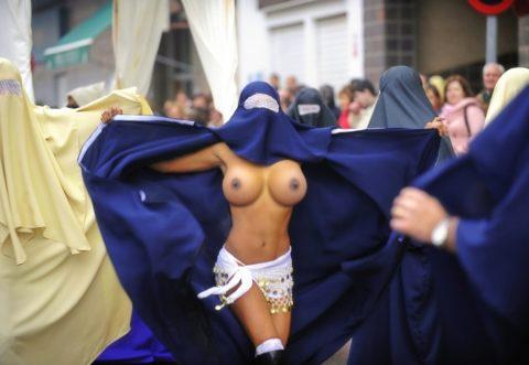 イスラム教まんさん、SNSでうpした画像が原因で死刑にされそう。。(画像あり)・13枚目