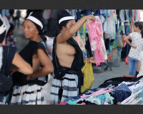中国の少数民族の女さんの日常生活がエロいと話題に。(27枚)・13枚目