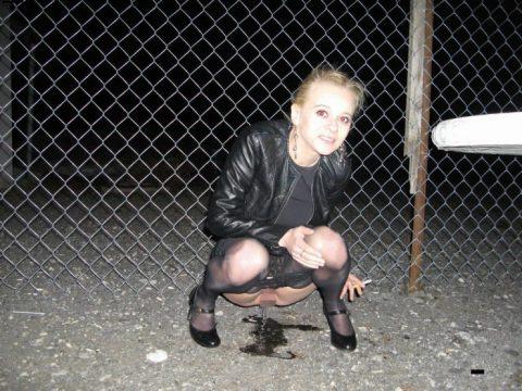 【エロ画像】泥酔女さん、理性をなくしてヤバい事をする・・・・・14枚目