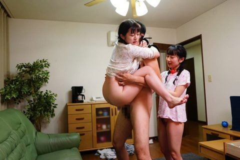 【エロ画像】姉妹丼とかいう夢のまた夢の光景がこちら。(32枚)・12枚目