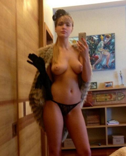 ロシアの妖精さん、SNSで自撮りした画像がエッロすぎたwwwww(46枚)・40枚目
