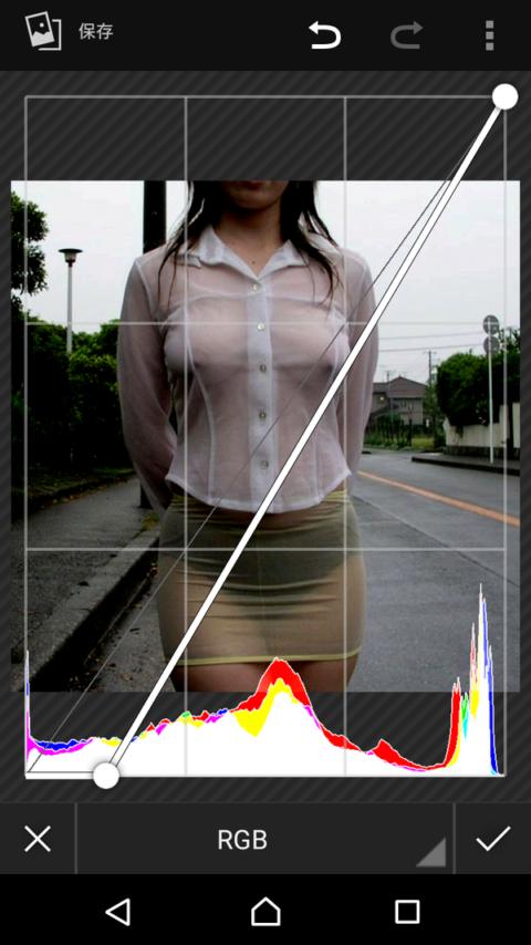 全裸が見えちゃう透けるアプリが開発される。開発者は天才ですwwwww(エロ画像)・12枚目