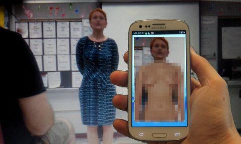 全裸が見えちゃう透けるアプリが開発される。開発者は天才ですwwwww(エロ画像)・15枚目