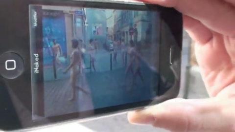 全裸が見えちゃう透けるアプリが開発される。開発者は天才ですwwwww(エロ画像)・17枚目