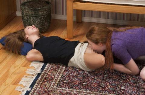 四肢欠損女子が性欲処理する時の方法がこちらです。ヒェェーってなるwwwww・3枚目