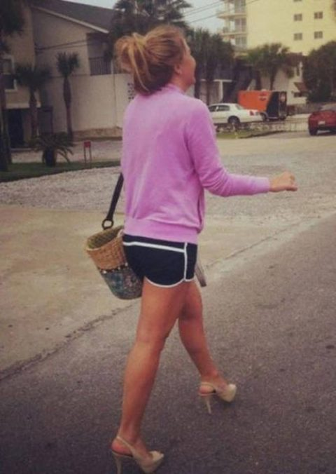 【素人】酔いつぶれた女さん、朝帰りを撮影されるwwwww・20枚目