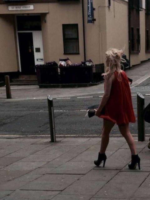 【素人】酔いつぶれた女さん、朝帰りを撮影されるwwwww・25枚目