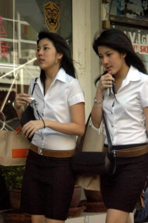 【エロ画像】タイの美人JDさん世界の男たちに魅力を提供するwwwww・11枚目