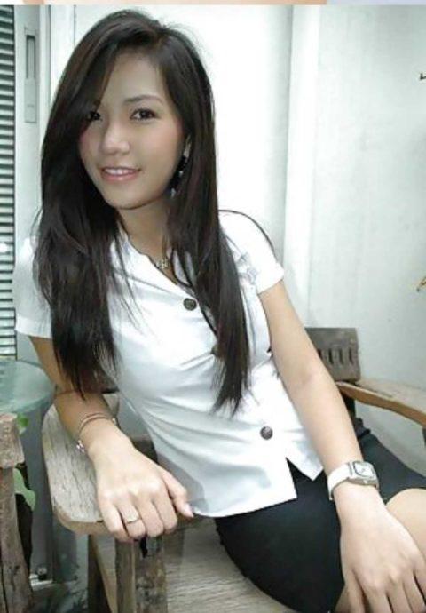 【エロ画像】タイの美人JDさん世界の男たちに魅力を提供するwwwww・12枚目