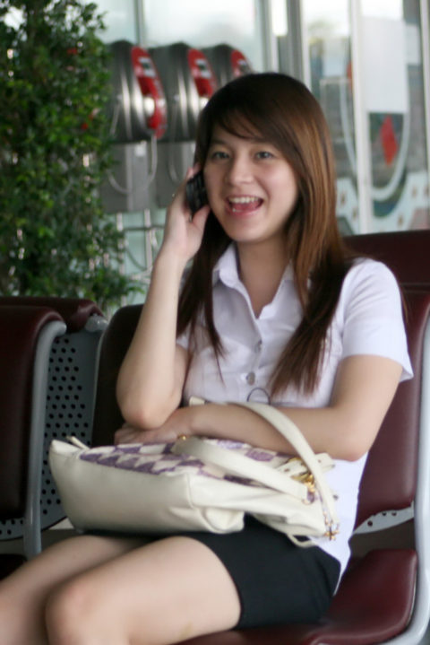 【エロ画像】タイの美人JDさん世界の男たちに魅力を提供するwwwww・15枚目