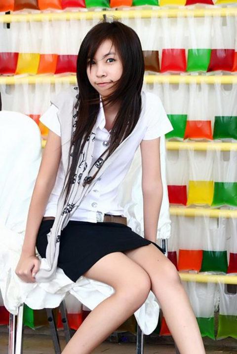 【エロ画像】タイの美人JDさん世界の男たちに魅力を提供するwwwww・17枚目