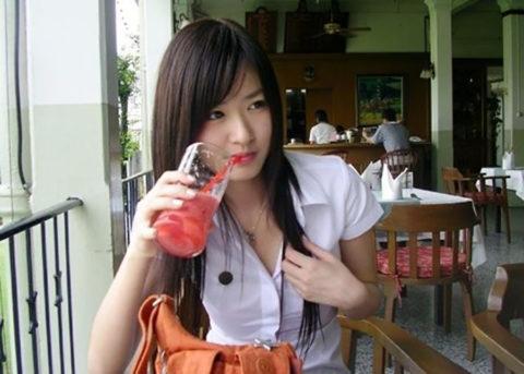 【エロ画像】タイの美人JDさん世界の男たちに魅力を提供するwwwww・19枚目