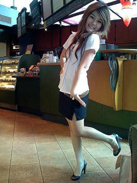 【エロ画像】タイの美人JDさん世界の男たちに魅力を提供するwwwww・22枚目