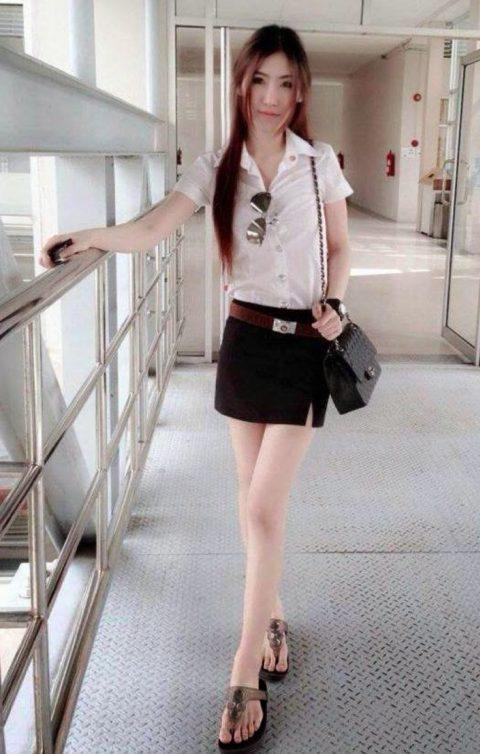 【エロ画像】タイの美人JDさん世界の男たちに魅力を提供するwwwww・26枚目