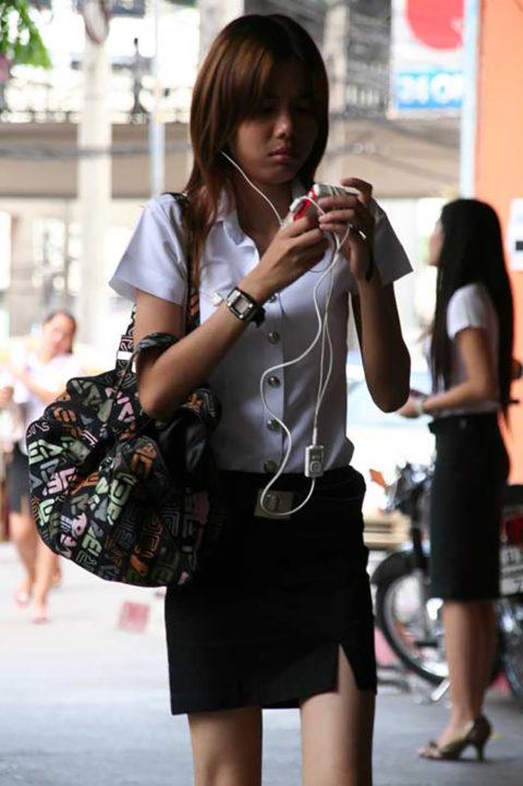 【エロ画像】タイの美人JDさん世界の男たちに魅力を提供するwwwww・33枚目