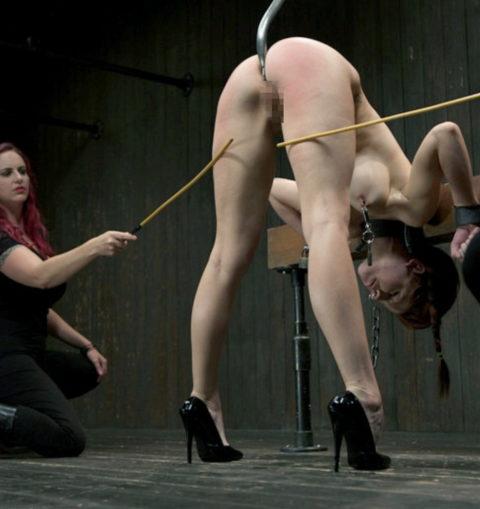 ケツの穴にフックを引っ掛けて拷問する方法が殺人的すぎる件・・・(エロ画像)・22枚目