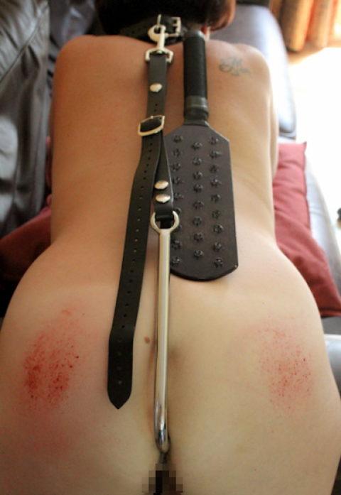 ケツの穴にフックを引っ掛けて拷問する方法が殺人的すぎる件・・・(エロ画像)・4枚目