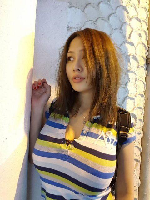 着衣巨乳の宝庫「台湾美女」のダイナミックおっぱいがこちら。(36枚)・30枚目