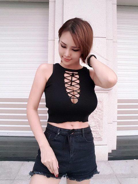 着衣巨乳の宝庫「台湾美女」のダイナミックおっぱいがこちら。(36枚)・5枚目