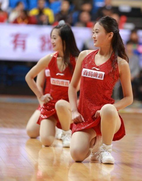 チアリーダーの韓国まんさん、世界トップクラスのボディーだと話題にwwwwww・13枚目