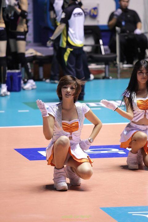 チアリーダーの韓国まんさん、世界トップクラスのボディーだと話題にwwwwww・18枚目