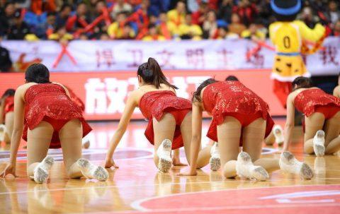 チアリーダーの韓国まんさん、世界トップクラスのボディーだと話題にwwwwww・29枚目