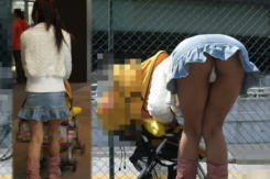 【シミパン】女の子が最も見られたくない染みパン撮られた画像。(画像82枚)