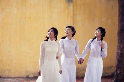 ベトナム行ったら一発でヤラれちゃうアオザイ美女たちの画像集(83枚)・51枚目