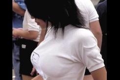【画像あり】Kカップ女子小学生、10年後こうなってしまう…(ヌードあり)