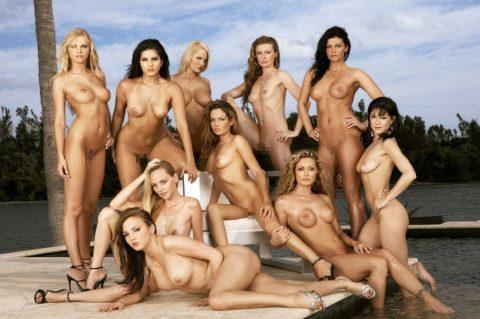 ヌードモデルのエロ画像集。「思ったより恥ずかしい…」って表情がいいwwwwww(148枚)・125枚目