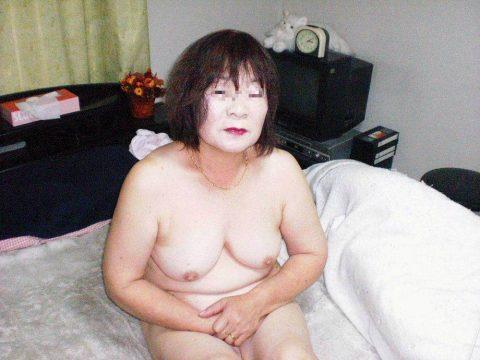 【熟女セックス】色々垂れ下がったBBAのガチハメエロ画像集。。(159枚)・119枚目