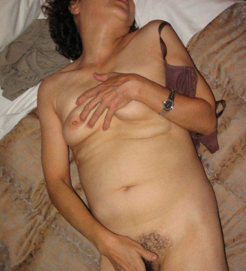 【熟女セックス】色々垂れ下がったBBAのガチハメエロ画像集。。(159枚)・142枚目
