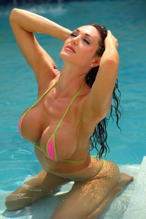 エロ水着の女性たち。ある意味ヌードよりエロいんですが・・・(157枚)・52枚目