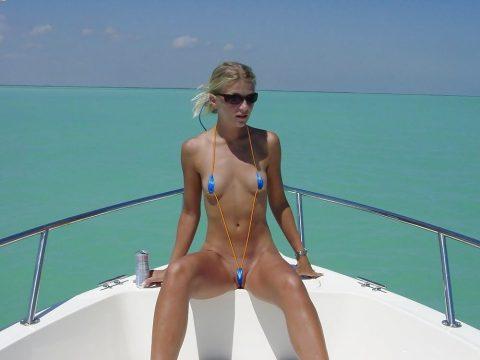 エロ水着の女性たち。ある意味ヌードよりエロいんですが・・・(157枚)・77枚目