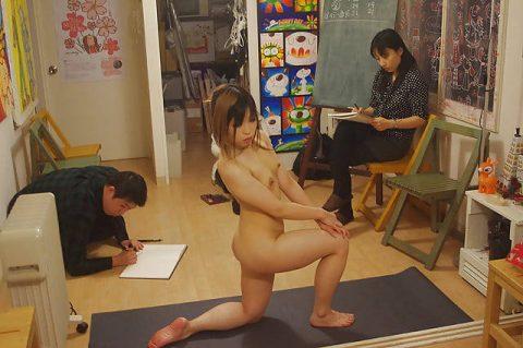 ヌードモデルのエロ画像集。「思ったより恥ずかしい…」って表情がいいwwwwww(148枚)・14枚目