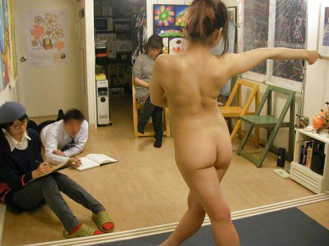 ヌードモデルのエロ画像集。「思ったより恥ずかしい…」って表情がいいwwwwww(148枚)・22枚目