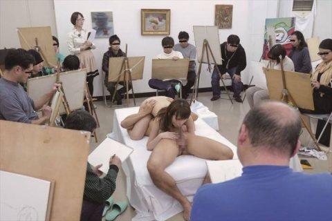 ヌードモデルのエロ画像集。「思ったより恥ずかしい…」って表情がいいwwwwww(148枚)・23枚目