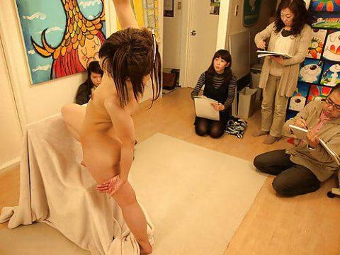 ヌードモデルのエロ画像集。「思ったより恥ずかしい…」って表情がいいwwwwww(148枚)・34枚目