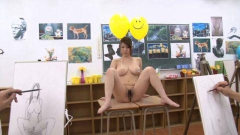 ヌードモデルのエロ画像集。「思ったより恥ずかしい…」って表情がいいwwwwww(148枚)・56枚目