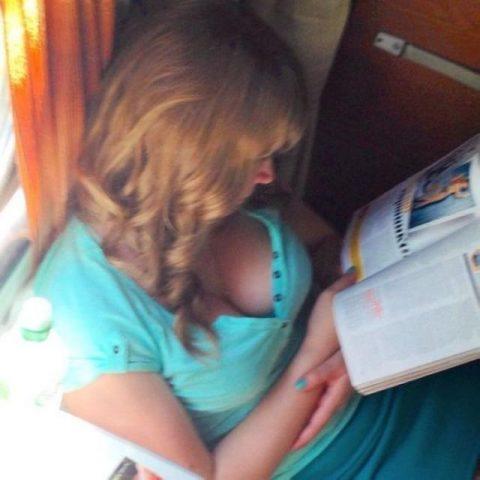 【盗撮エロ】海外旅行中に寝台列車乗ったら結果wwwwwww(22枚)・19枚目